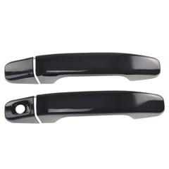 Chevrolet Colorado / GMC Canyon Door Handle Set (Gloss Black)