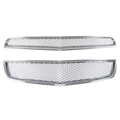 Chevrolet Equinox Chrome Grille Insert (Fits 10-15)