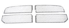 Dodge Ram 1500 Chrome Grille Insert (Fits 13-18)