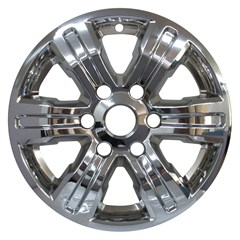 "17"" Ford Ranger Chrome Wheel Skin (Fits 19-21)"