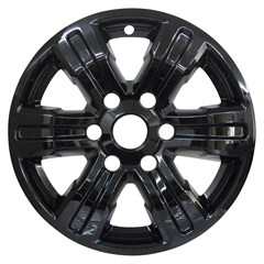 "17"" Ford Ranger Gloss Black Wheel Skin (Fits 19-21)"