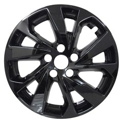 "17"" Hyundai Tucson Gloss Black Wheel Skin (Fits 19-20)"