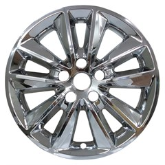 "17"" Kia Sorento Chrome Wheel Skin (Fits 19-20)"