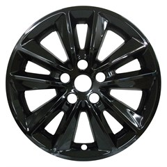 "17"" Kia Sorento Gloss Black Wheel Skin (Fits 19-20)"