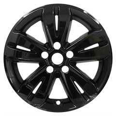 "17"" Kia Sportage Gloss Black Wheel Skin (Fits 17-19)"