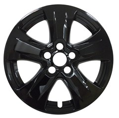 "17"" Toyota RAV-4 Gloss Black Wheel Skin (Fits 19-20)"