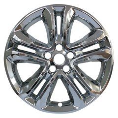 "18"" FORD EDGE CHROME WHEEL SKIN (Fits 19-20)"