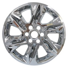 "18"" CHEVROLET BLAZER CHROME WHEEL SKIN SET (Fits 2019-20)"