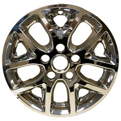 "17"" CHRYSLER PACIFICA CHROME WHEEL SKIN (Fits 17-20)"