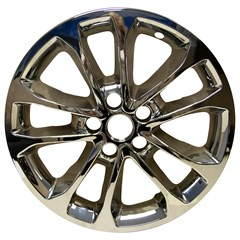 "17"" FORD FUSION CHROME WHEEL SKIN (Fits 19-20)"