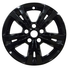 WHEEL SKIN - CHEVY EQUINOX (10-17) - GLOSS BLACK