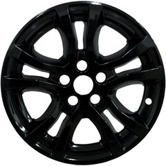 WHEEL SKIN - CHEVY CAMARO (14-15) - GLOSS BLACK