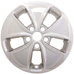 "WHEEL SKIN SET, 16"" KIA SOUL 2014-16, CHROME"