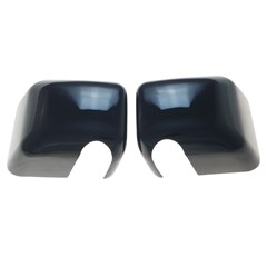MIRROR COVERS - JEEP WRANGLER (07-176) - GLOSS BLACK