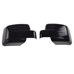 MIRROR COVERS - JEEP PATRIOT (09-16) - GLOSS BLACK