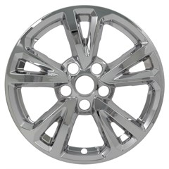 WHEEL SKIN - CHEVY EQUINOX (16-17) - CHROME