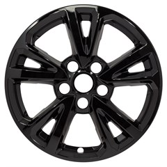 WHEEL SKIN - CHEVY EQUINOX (16-17) - GLOSS BLACK