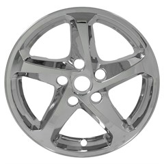 WHEEL SKIN - CHEVY MALIBU (16-17) - CHROME