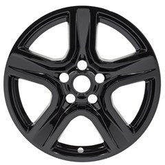 WHEEL SKIN - CHEVY CAMARO (16-17) - GLOSS BLACK