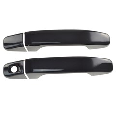 DOOR HANDLES - CHEVY COLORADO (15-17) / GMC CANYON (15-17) - GLOSS BLACK