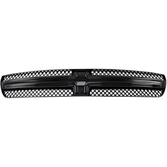 GRILLE INSERT, DODGE CHARGER 2015-16, GLOSS BLACK