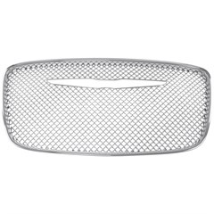 GRILLE INSERT, CHRYSLER 300 2015-16, CHROME