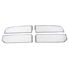 GRILLE INSERT, DODGE RAM 2013-16, CHROME