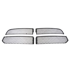 GRILLE INSERT, DODGE RAM 2013-16, GLOSS BLACK