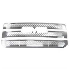 GMC Acadia Chrome Grille Insert (Fits 07-16)