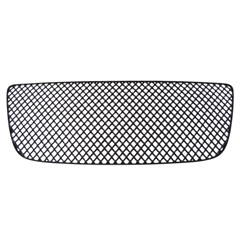 GRILLE INSERT, CHRYSLER 300 2011-14, GLOSS BLACK