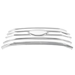 Ford F-150 XLT Chrome Grille Insert (Fits 15-17)