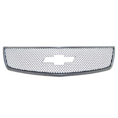 GRILLE INSERT, CHEVY TRAVERSE 2013-16, CHROME