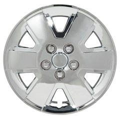 "WHEEL COVER SET - 15"" Focus Xtreme - Chrome (5)"