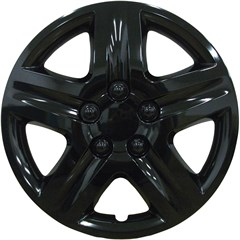 "WHEEL COVER SET - 15"" Monte Carlo Xtreme - Gloss Black"