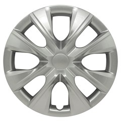 "WHEEL COVER SET - 15"" Toyota Corolla Xtreme - Silver/Met (4)"