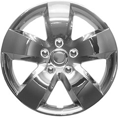 "WHEEL COVER SET - 16"" Altima Xtreme - Silver/Met (5)"