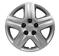 "WHEEL COVER SET - 16"" Monte Carlo Xtreme - Silver/Met"