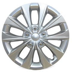 "WHEEL COVER SET - 16"" Camry Xtreme - Silver/Met (4)"