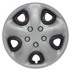 "WHEEL COVER SET - 15"" 26 Series - Silver"