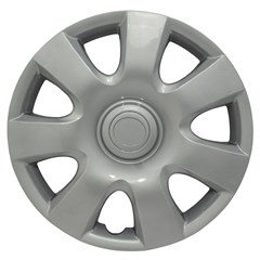 "WHEEL COVER SET - 15"" Hector - Silver (6)"