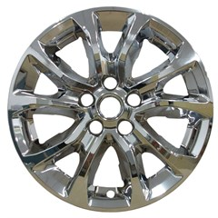 "WHEEL SKIN SET, 17"" CHEVY EQUINOX 2018 & UP, CHROME"