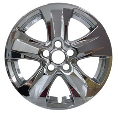 "17"" Toyota RAV-4 Chrome Wheel Skin (Fits 19-21)"