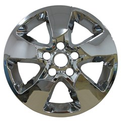"WHEEL SKIN SET, 16"" KIA SOUL 2017, CHROME"
