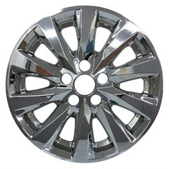 "17"" Toyota Camry Chrome Wheel Skin Set (Fits 18-20)"