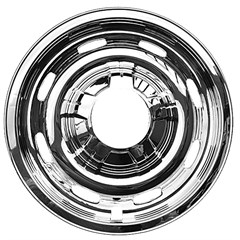 WHEEL SKIN - CHEVY COLORADO (04-08) / GMC CANYON (04-08) - CHROME
